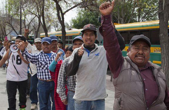 Los trabajadores a cuenta propia en Baja California en tiempos de COVID-19