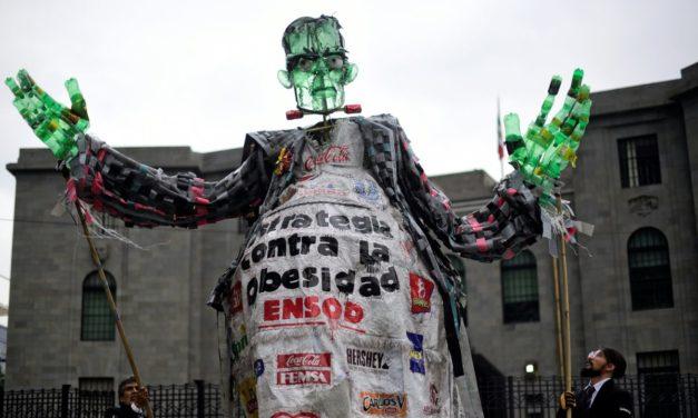 Productos chatarra, intocables para el gobierno federal en plena pandemia