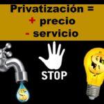 Negocio a puerta cerrada: finaliza la privatización del agua y la energía eléctrica en Baja California